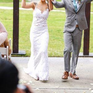 Grace Loves Lace Gisele Wedding Dress